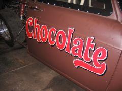 Lecker Schokolade!