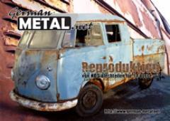 Metal network