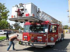 Ich und die Feuerwehr