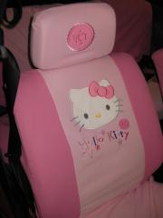 Hello Kitty Sitz