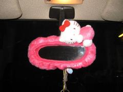 Hello Kitty Spiegelbezug