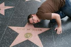 Ich und Steve Mc Queen