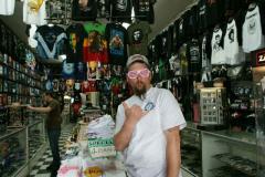 Matzebus mit Brille