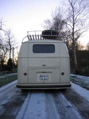Winterauto von 12 bis 02