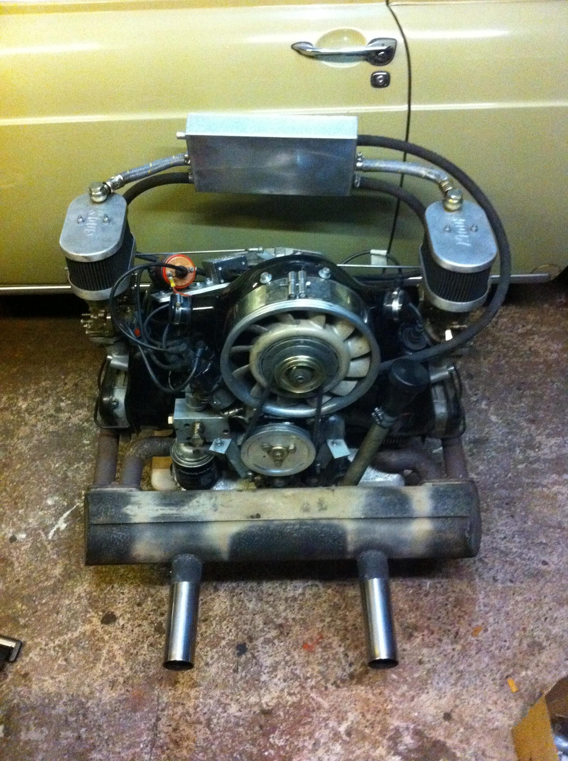 Aircult Blog 187 2 Liter Typ 4 Motor Mit Porschegebl 228 Se